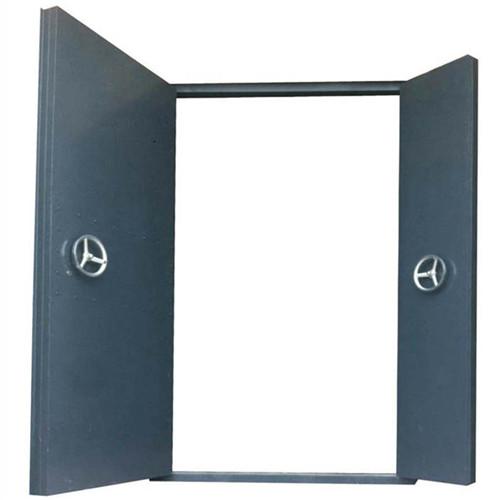 钢质防爆门