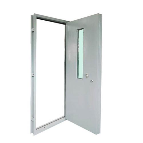钢制带观察窗防爆门
