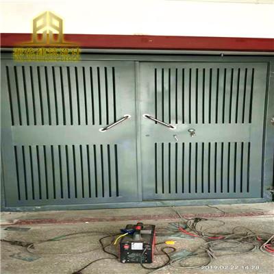 防爆门厂家杭州新能源建筑防爆门竣工
