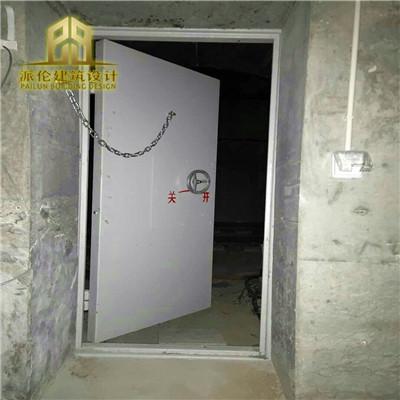 a型防爆抗爆门安装施工北京建筑