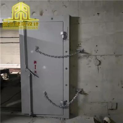 铁路隧道防护门