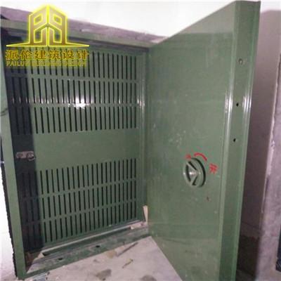 降压站配电装置室抗爆门
