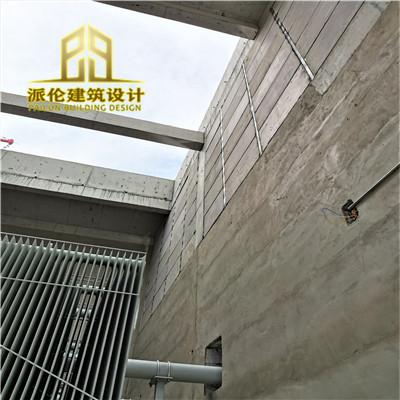 泡沫混凝土泄爆墙在江苏建筑中使用越来越多