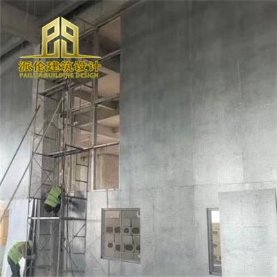 派伦防爆墙施工细节决定建筑中的使用