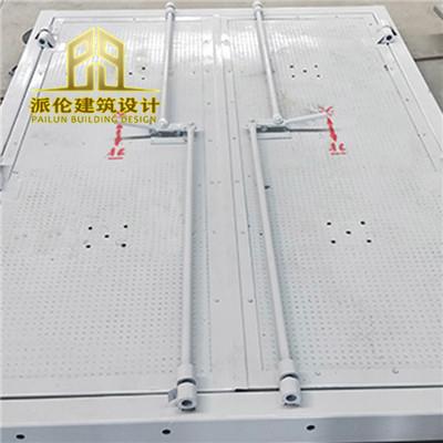 派伦防爆门与黑龙江未名天人制药公司合作